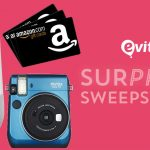Win Amazon, Win Fandango, Win Fujifilk Instax Mini Cameras