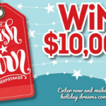 cash sweepstakes, win money, enter to win