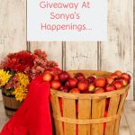 win a gift card, blog giveaway , enter to win