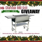 chance to win, blog giveaway, win a grill