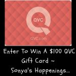 enter to win, win a gift card, win a QVC gift card