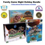family fun night, free deals, board games