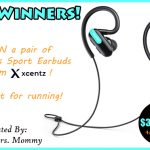 earbud giveaway, multiple prizes, multiple winners