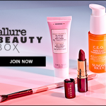 allure beauty box, subscription box, beauty box
