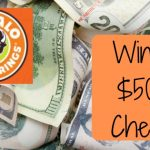 Enter to win a $5000 Check ~ #Sweepstakes ends 6-2