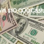 Win cash, win money, enter to win