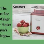 ice cream make, enter to win, sweepstakes today