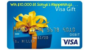Visa Gift Card, Win Cash