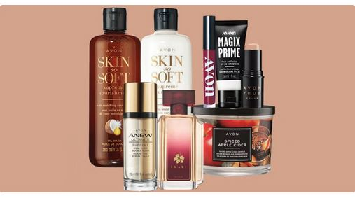 avon prize pack, sweepstakes, multiple winners, enter to win