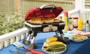 tabletop grill, sweepstakes today, win cookware items