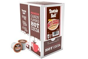 tootsie roll hot cocoa, giveaway, review