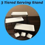 3 tiered serving stand, Sonya's Happenings... Holiday gift guide