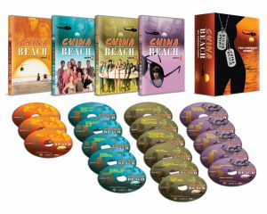 China Beach The Complete Series