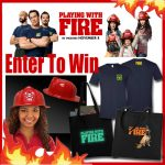 Playing with fire, giveaway, win
