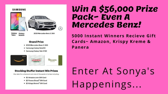 win a car,  win a gift card, giveaway