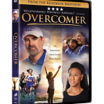 overcomer, blu-ray release, inspirational movie