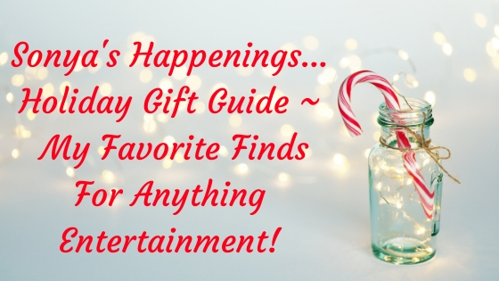 Holiday Gift Guide, Entertainment, Christmas Gift guide