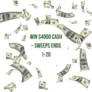 win cash, sweepstakes today, sweepstakes bucket list