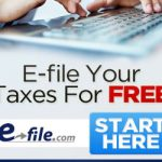 e-file, tax return check, tax refunds