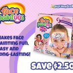 Face Paintoos, save money,
