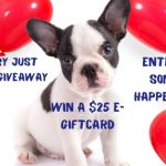 Just Because Giveaway, Win a gift card, enter to win