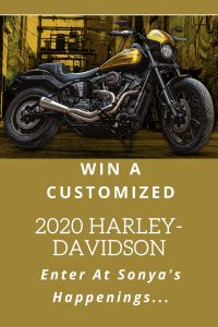 win a Harley-Davidson, enter to win, sweepstakes today