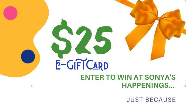 Gift Card Giveaway, Enter to Win, Win A Gift Card