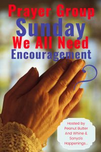Prayer request, prayer, Sunday prayer group