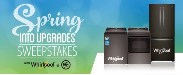 Enter to win, sweepstakes today, win household appliances