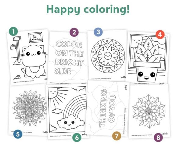 printable coloring pages, coloring pages, printables