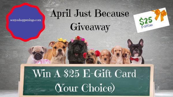 win a gift card, giveaway, enter to win