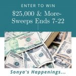 $25,000 cash sweepstakes, cash sweepstakes