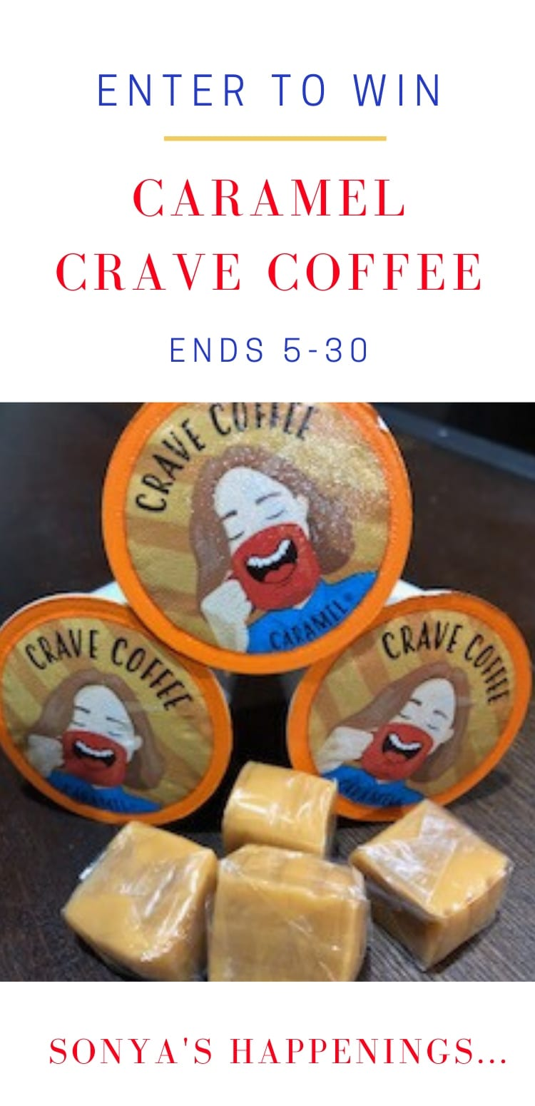 Caramel Crave Coffee giveaway ~ ends 5-30