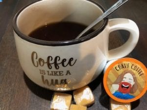 Caramel Crave Coffee, Caramel Crave Coffee Giveaway
