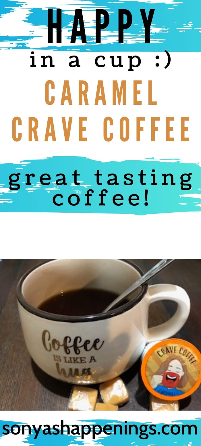 Caramel Crave Coffee~ simple happiness