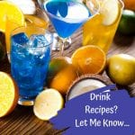 drink recipes, recipes