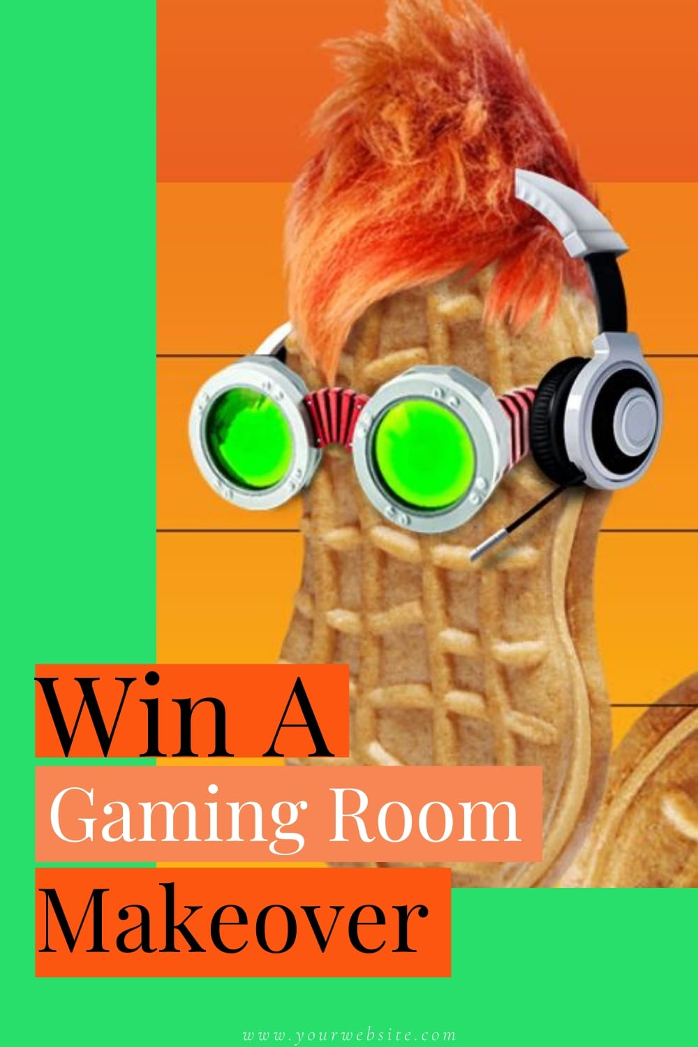 Win A Gaming Room Makeover -2 Winners ($7500 ARV) PLUS Instant Winners~ Sweeps Ends 7-31