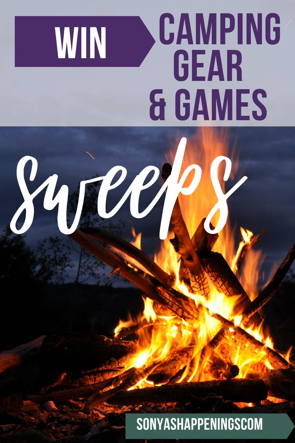 Win $1,000 in Family Camping Gear and Games