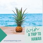win a trip to Hawaii, win cash