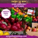 win a $500 grocery giftcard, grocery giftcard