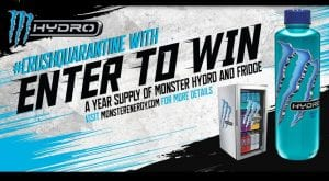 enter to win monster drinnks, enter to win