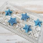 easy diy star sugar scrub bars
