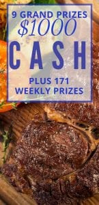 win $1000 cash, cash sweepstakes