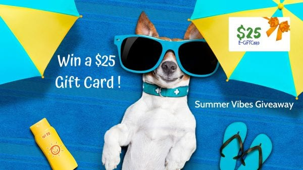 $25 gift card giveaway, gift card giveaway