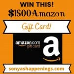 $1500 Amazon giftcard, Amazon gift card