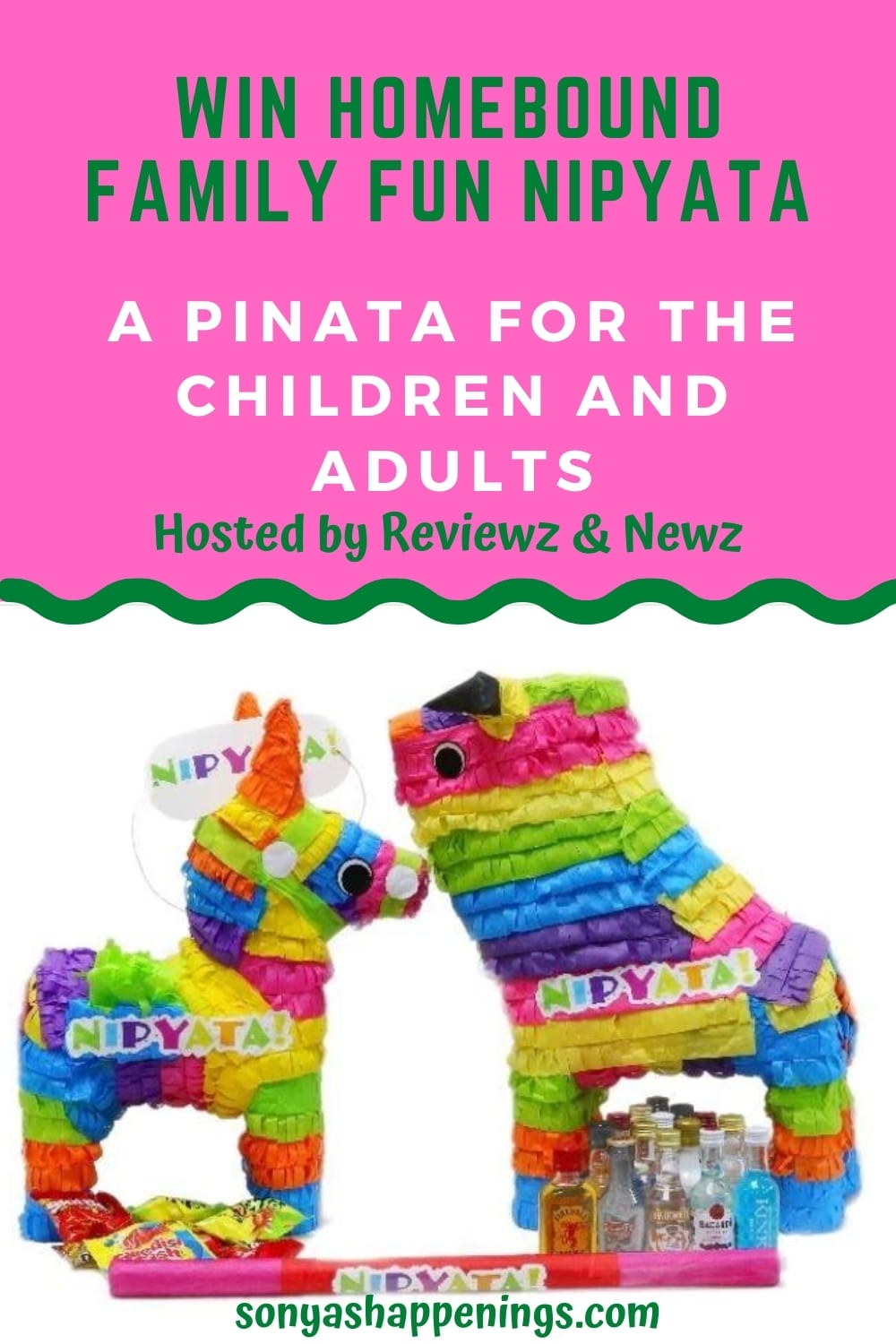 Win A Homebound Family Fun Nipyata ($189 value)~ Giveaway Ends 9-14