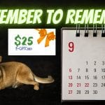 $25 September to Remember giveaway hop