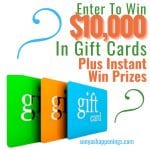 win $10000 in giftcards, $10000 in giftcards