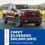 win a Chevy Silverado