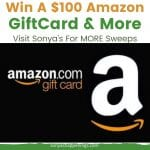 win $100 Amazon giftcard